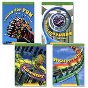 The Science Behind Thrill Rides (Set of 4)