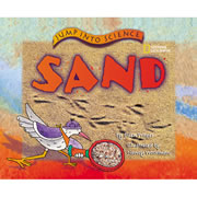 Jump Into Science: Sand - Paperback