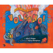 Jump Into Science: Volcanos - Paperback
