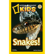 National Geographic Readers - Snakes