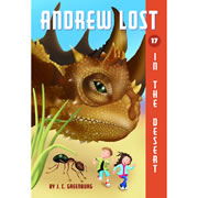 Andrew Lost in the Desert - Paperback