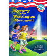 Mystery at the Washington Monument - Paperback