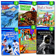Step Into Reading - Level 5 (Set of 6)