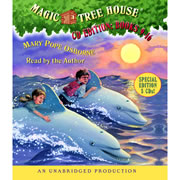 Magic Tree House Read-along CD (9-16)