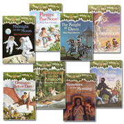 Magic Tree House Set 1 (Volumes 1-8)