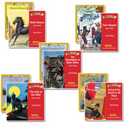 Classic Read Alongs - Level 2 (Set of 5 Titles)