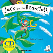 Jack and the Beanstalk - Paperback & CD