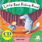 Little Red Riding Hood - Paperback & CD