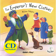 The Emperor's New Clothes - Paperback & CD