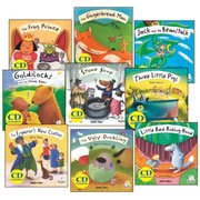 Fairy Tale Book and CD Set (Set of 9)