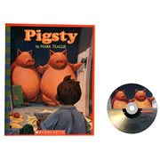 Pigsty - Paperback with CD