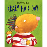 Crazy Hair Day - Paperback