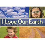 I Love Our Earth - Hardback