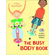The Busy Body Book - Paperback