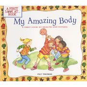 My Amazing Body - Paperback