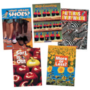 Early Math Student 5 Book Set - Paperback