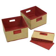 Storage Baskets (Set of 3)