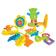 Funtime Rattle Set