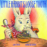 Little Rabbit's Loose Tooth - Hardback