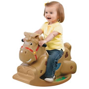 Patches the Rocking Horse