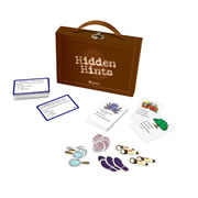 Hidden Hints Context Clues Reading Comprehension Game