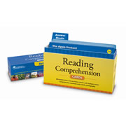 Reading Comprehension Cards, Grade 2