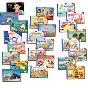 Dr. Maggie's Phonics Readers Variety Pack