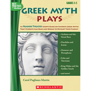 Greek Myth Plays to Build Fluency