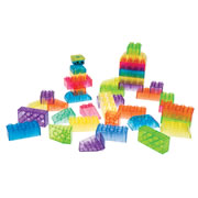 Prism Bricks (Set of 50)