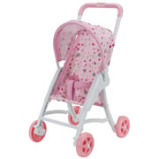 First Toddler's Stroller