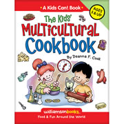 Kids Multicultural Cookbook