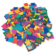Assorted Color Mosaics