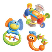 Activity Toy Set (Set of 3)