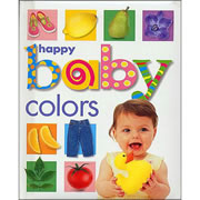Soft to Touch Colors (English) - Board Book