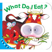 What Do I Eat? - Board Book