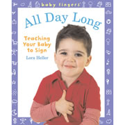 All Day Long - Board Book