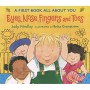 Eyes, Nose, Fingers, and Toes - Board Book