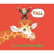 Tall - Board Book
