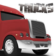 Trucks - Board Book