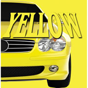 Yellow - Board Book