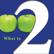 What is Two? - Board Book