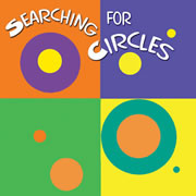 Searching for Circles - Board Book