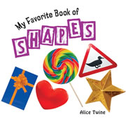 My Favorite Book of Shapes - Board Book