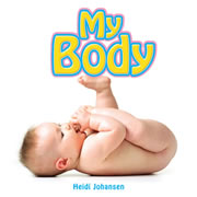 My Body - Board Book