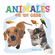Animales En Mi Casa - Board Book