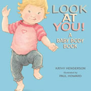 Look At You! - Board Book