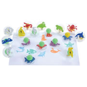 Sea Adventures Jumbo Stampers