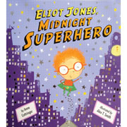 Eliot Jones Midnight Superhero - Paperback