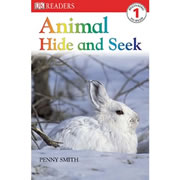 Animal Hide & Seek - Paperback