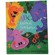 ABC Animal Jamboree Book